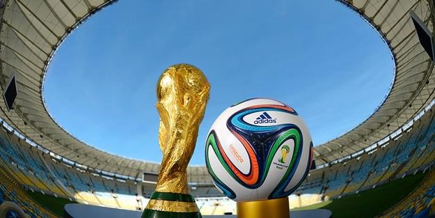 Rusya'daki Dünya Kupasına İngiltere damgası!