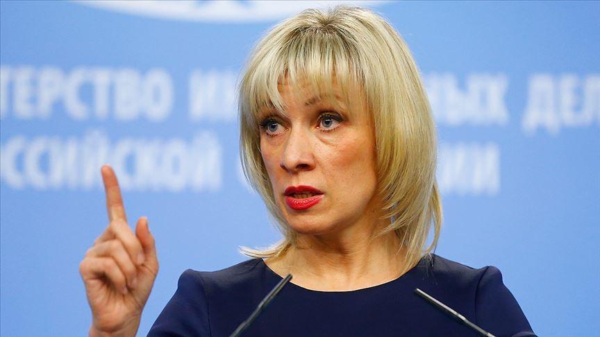 Rusya'dan ABD'nin DSÖ ile ilgili açıklamalarına tepki