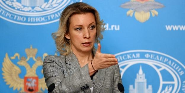 Rusya'dan ABD'ye tepki: Siz başlattınız!