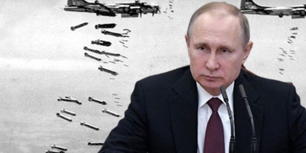 Rusya'dan açıklama geldi: Bulunan bomba Putin'i etkilemedi