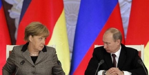 Rusya'dan Almanya'ya misilleme: Ülkeyi terk edin