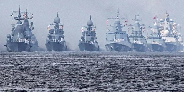 Rusya'dan batı ülkelerine sert tepki: Buraya burnunuzu sokmayın