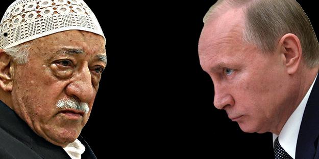 Rusya'dan çok konuşulacak Fetullah Gülen iddiası
