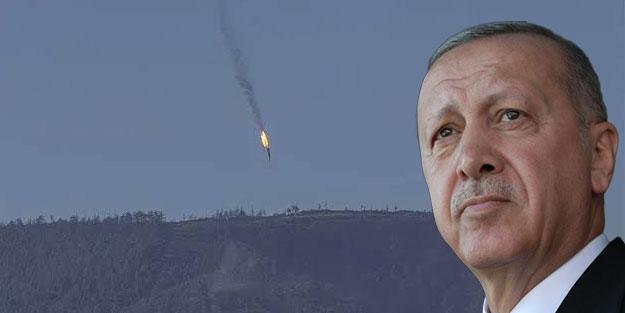 Rusya'dan flaş açıklama: Su-24 savaş uçağını vurma emrini Erdoğan'ın verdiğini...