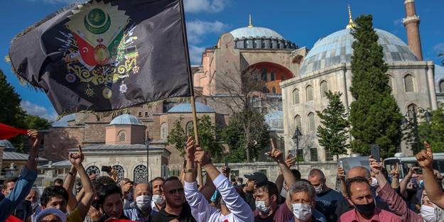 Rusya'dan flaş Ayasofya açıklaması