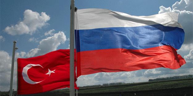 Rusya'dan flaş Türkiye kararı