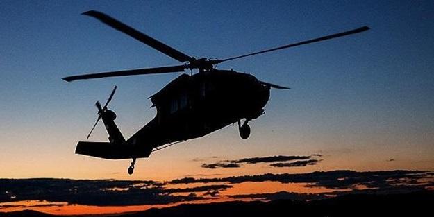 Rusya'dan helikopter açıklaması