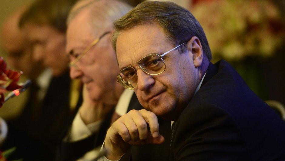 Rusya'dan Irak'a sürpriz ziyaret