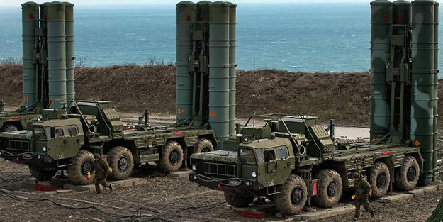 Rusya'dan kafa karıştıran S-400 açıklaması!