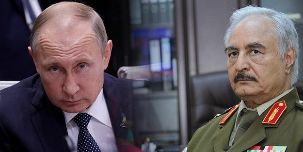 Rusya'dan Libya'da kaosu körükleyecek hamle