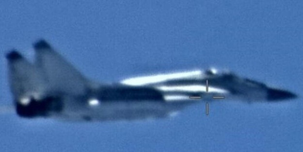 Rusya'dan Libya'ya gönderilen savaş uçaklarının görüntüleri ortaya çıktı