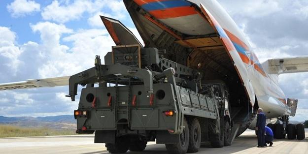 Rusya'dan 'S-400' açıklaması: Türkiye 2020 yılı içinde...