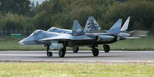 Rusya'dan Su-57 açıklaması: Birkaç milyar dolarlık anlaşma planlıyoruz