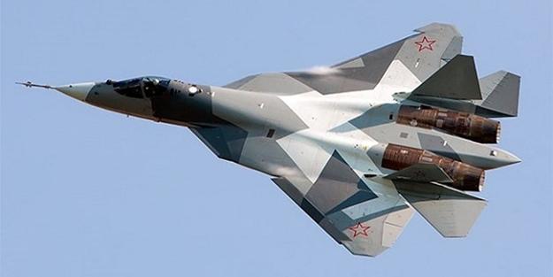 Rusya'dan flaş 'Su-57' kararı! Üretmekten vazgeçti