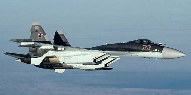 Rusya'dan sürpriz Su-35 açıklaması: Türkiye ile görünüşe göre...