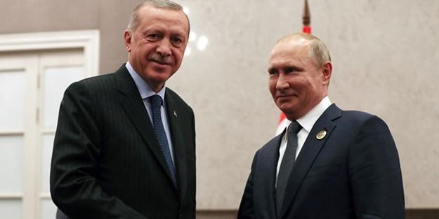Rusya'dan Türkiye destek mesajı!