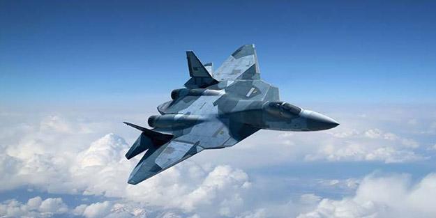 Rusya'nın 'avcı uçağı'nın görücüye çıkacağı tarih belli oldu