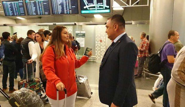 Rusya'ya vizesiz giren ilk Türk yolcu olarak tarihe geçti