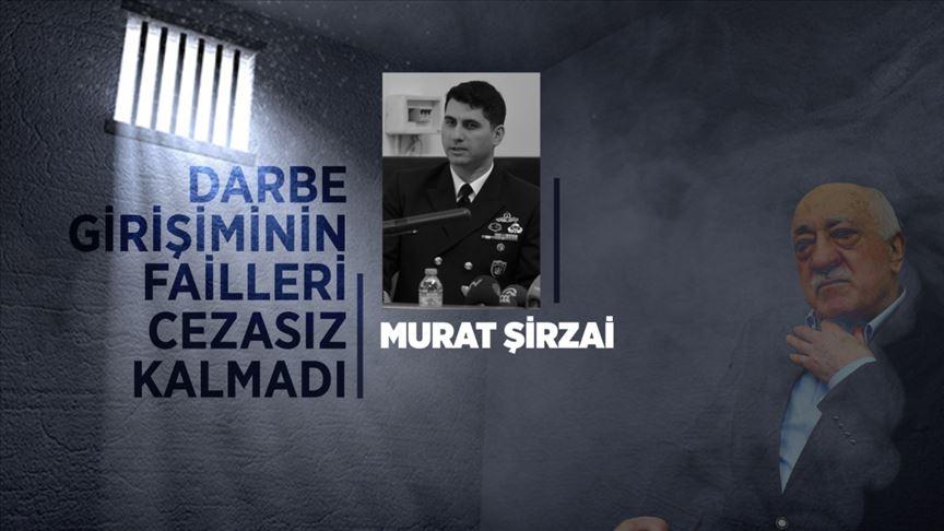 Rütbesini FETÖ elebaşı Gülen'in taktığı tuğamiral cezasız kalmadı