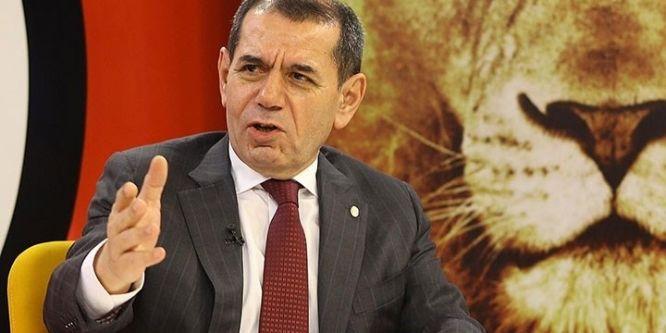 Dursun Özbek: Kalan son 7 maçı kazanma hedefimiz var
