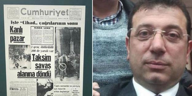 Saadet Partililer, Davutoğlu'cular, Gül'cüler buna ne diyecek? İBB eliyle dindarlara hakaret!