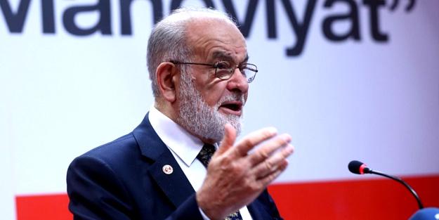 SAADET PARTİSİ'NDE 'TERÖR' İSTİFASI! İLÇE YÖNETİMİ DE BIRAKTI