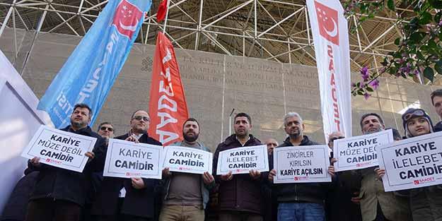 Saadet Partisi'nden Cumhurbaşkanı Erdoğan'a flaş çağrı