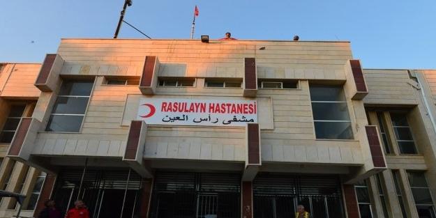 Saadet'in adayı İlhami Işık, Rasulayn Hastanesi'ne takılan tabelayı hazmedemedi!