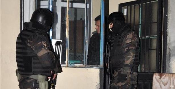 SABAH SAATLERİNDE 12 ADRESE EŞ ZAMANLI BASKIN!
