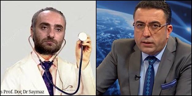 Sabri Balaman'dan 'virüs' İsmail Saymaz'a bomba cevap! Haddini bildirdi
