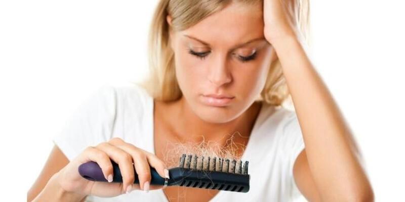 Saç dökülmesine sebep olan 18 durum
