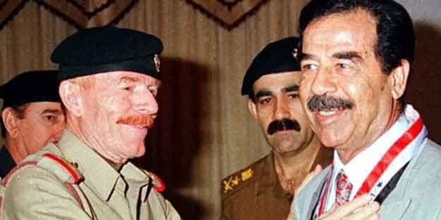 Saddam'ın sağ kolu itiraf etti: Büyük bir hataydı