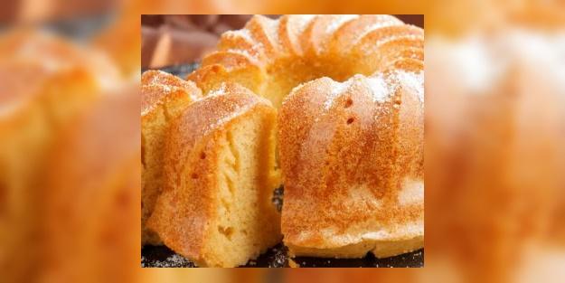 Sade kek nasıl yapılır? Kolay hazırlanabilir sade kek tarifi ve malzemeleri