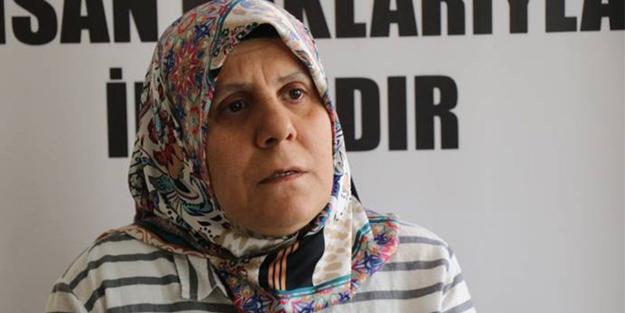 Sadire Anne'den kararlılık mesajı: Ölürüm ama evladımı almadan dönmem!