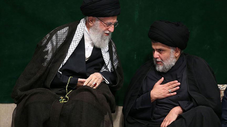 Sadr'ın sürpriz İran ziyareti