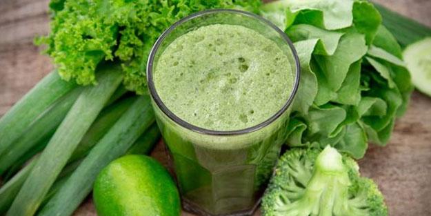 Sağlığı yeşilliklerde arayın! Kanser oluşumunu önlüyorlar