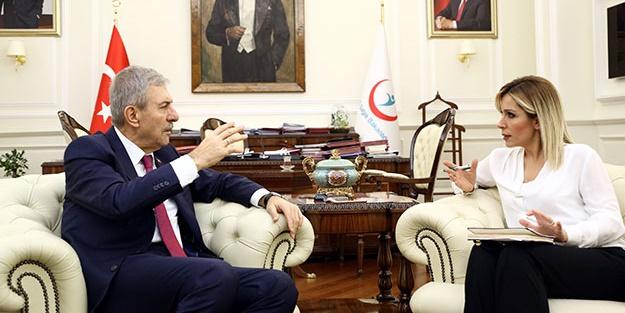 Sağlık Bakanı Demircan, Baykal'ın son durumunu açıkladı