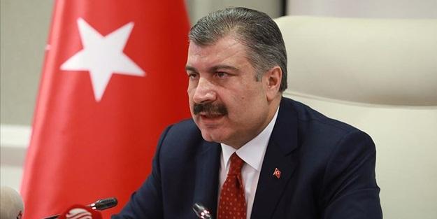 Sağlık Bakanı Fahrettin Koca, 4 Haziran koronavirüs sonuçlarını açıkladı