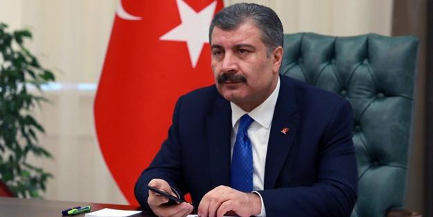 Sağlık Bakanı Fahrettin Koca açıkladı: O ilimiz Türkiye'nin Vuhan'ı oldu