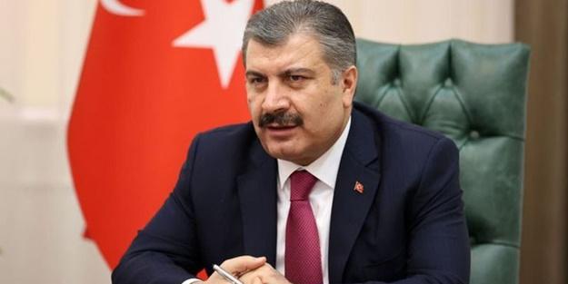 Sağlık Bakanı Fahrettin Koca, koronavirüste son durumu açıkladı