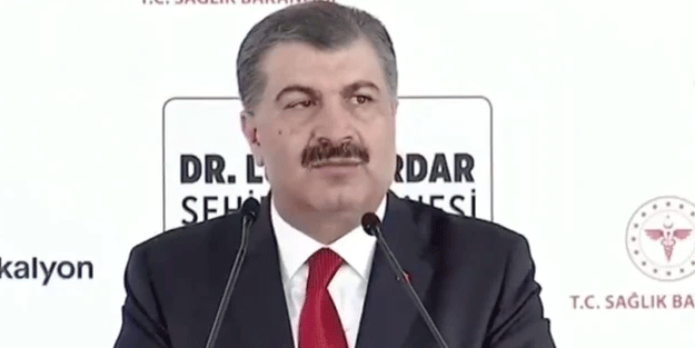 Sağlık Bakanı Fahrettin Koca, kötü haberi verdi