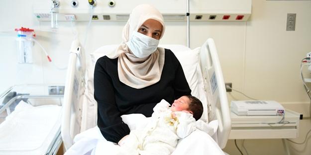 Sağlık Bakanı Fahrettin Koca müjdeyi paylaştı: Hoş geldin