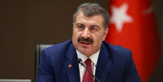 Sağlık Bakanı Fahrettin Koca sabah saatlerinde uyardı: Böyle yaşarsak dünü bile iyi günlerimizden biri kabul ederiz
