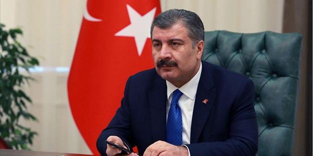 Sağlık Bakanı Fahrettin Koca'dan 3 iyi haber