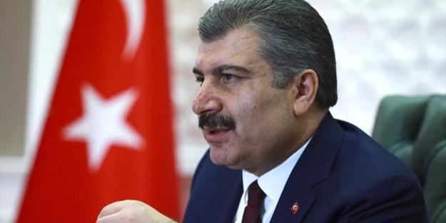 Sağlık Bakanı Fahrettin Koca'dan Akşener'e teşekkür