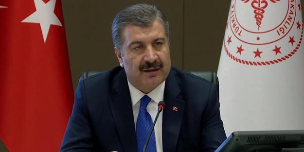 Sağlık Bakanı Fahrettin Koca'dan 'istifa' açıklaması