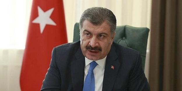 Sağlık Bakanı Fahrettin Koca'dan koronavirüs uyarısı
