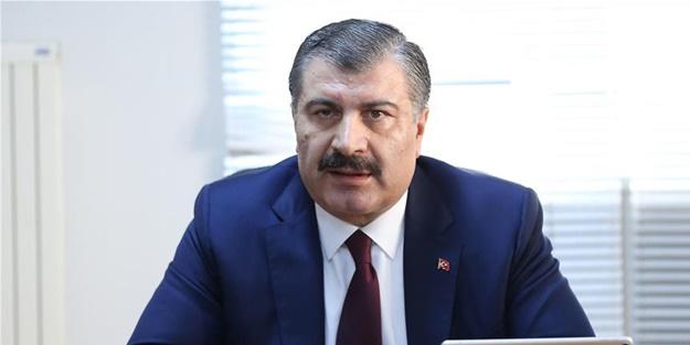 Sağlık Bakanı Koca: İlaç stokladıklarını tespit ettik