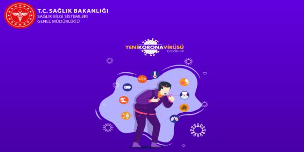 Sağlık Bakanlığı online koronavirüs testi nasıl yapılır?