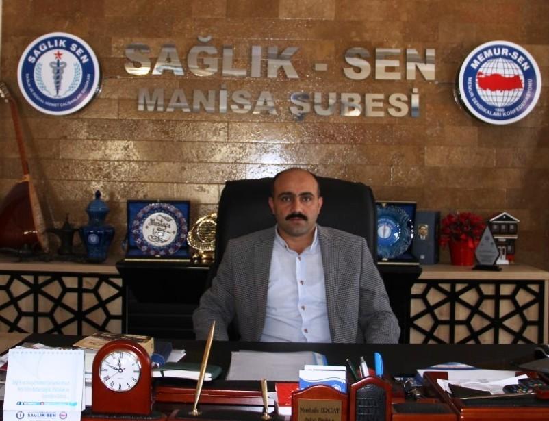 """Sağlık Sen'den Manisa CBÜ'ye: """"Üniversite yönetimi tarafsızlığını kaybetti"""""""